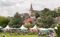 Essen - Kettwig - 3. Kettwiger Seerosenfest - Ausrichter HVV - Heimat- und Verkehrsverein (140613-seerosenfest-007.jpg)