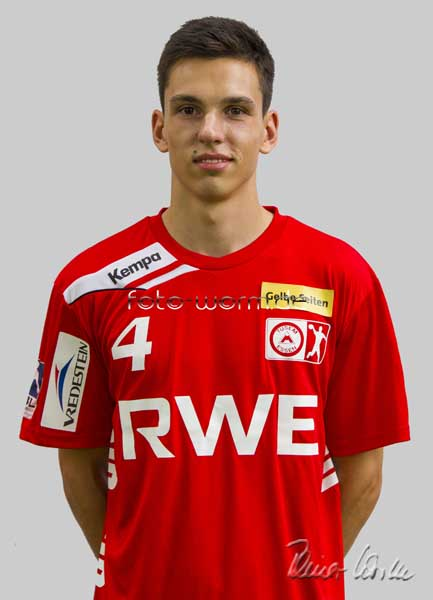 Essen margarethenh he am hallo dkb handball zweite for Zweite bundesliga